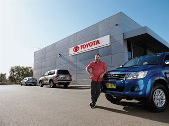 Vehicle Servicing at Busselton Toyota
